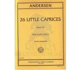 ANDERSEN J. TWENTY SIX...