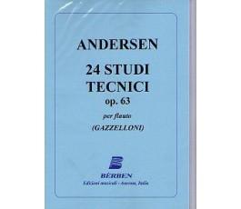 ANDERSEN 24 ESERCIZI OP 33...