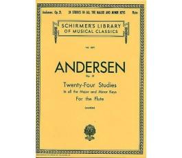 ANDERSEN J. TWENTY FOUR...