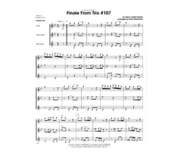 HAYDN J. FINALE FROM TRIOn 107