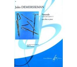 DEMERSSEMAN J. HOMMAGE A...