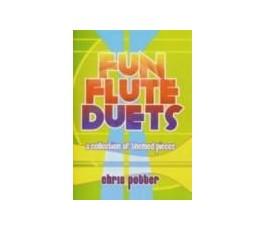 POTTER C. FUN FLUTE DUETS