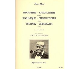 MOYSE M. MECANISME...