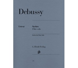 DEBUSSY SYRINX FOR FLUTE SOLO