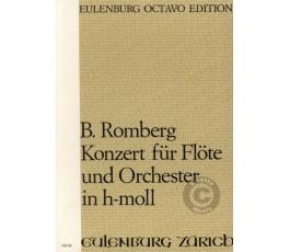 ROMBERG KONZERT FOR FLUTE...