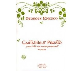 ENESCO G. CANTABILE ET...