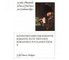 ROMANTIC FLUTE VIRTUOSOS II...
