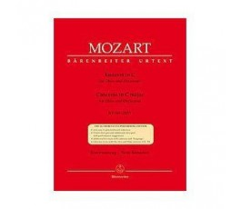 MOZART CONCERTO IN C MAJOR...