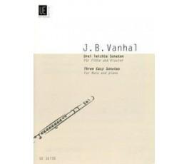 VANHAL J.B. THREE EASY...