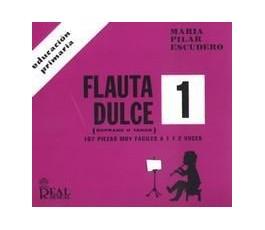 ESCUDERO M.P. FLAUTA DULCE...