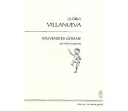 VILLANUEVA G. SOUVENIR DE...