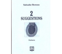 BROTONS S. 2 SUGGESTIONS...