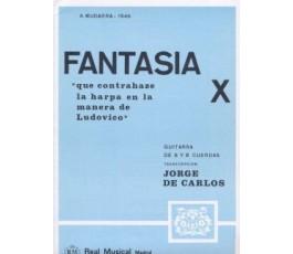 MUDARRA A. FANTASIA X