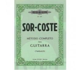 SOR COSTE METODO COMPLETO...