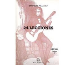 AGUADO D. 24 LECCIONES...