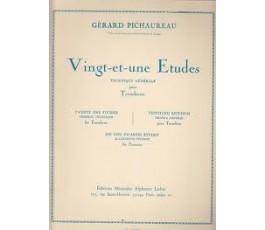 PICHAUREAU G. VINGT ET UNE...