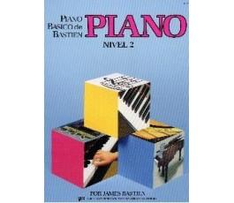 BASTIEN J. PIANO NIVEL 2