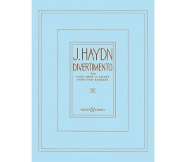 HAYDN J.M. DIVERTIMENTO FOR...