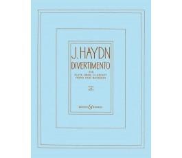 HAYDN J.M. DIVERTIMENTO FOR...