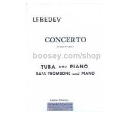 LEBEDEV CONCERTO IN ONE...