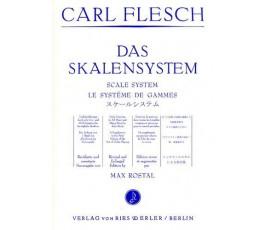FLESCH C. DAS SKALENSYSTEM...
