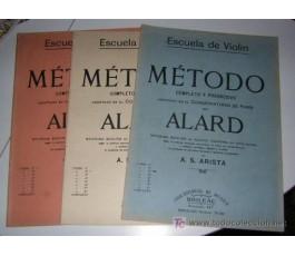 ALARD METODO DE VIOLIN...
