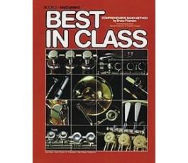 PEARSON B. BEST IN CLASS...