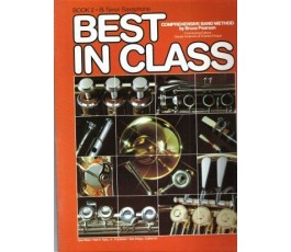 BEST IN CLASS BOOK 2 TENOR...