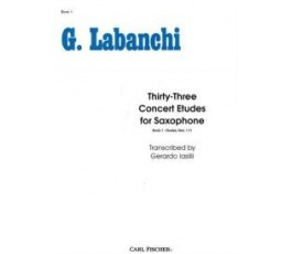 LABANCHI G. THIRTY THREE...