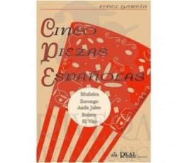 GARCIA F. CINCO PIEZAS...