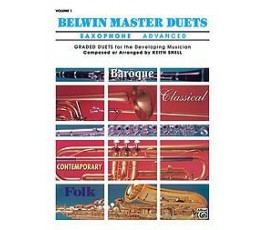 BELWIN MASTER DUETS...