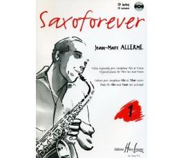 ALLERME J.M. SAXOFOREVER 1 CD