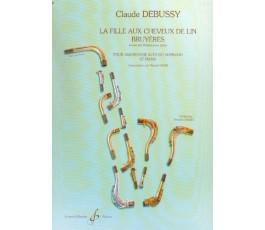 DEBUSSY C. LA FILLE AUX...