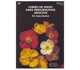 BASTIEN J. CURSO DE PIANO...
