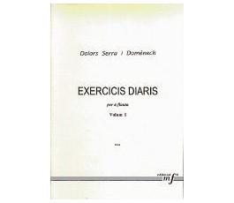 SERRA D. EXERCICIS DIARIS...