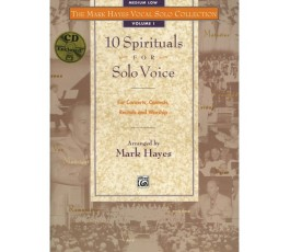 HAYES M. 10 SPIRITUALS FOR...
