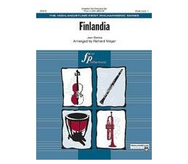 SIBELIUS J. FINLANDIA Level 1