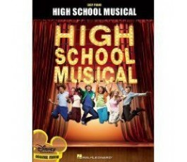HIGH SCHOOL MUSICAL EASY PIANO