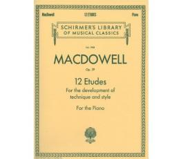 MACDOWELL E. ESTUDIOS (12)...