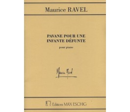 RAVEL M. PAVANE POR UNE...