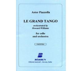 PIAZZOLLA LE GRAND TANGO...