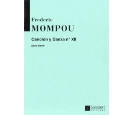 MOMPOU CANCIÓN Y DANZA 12