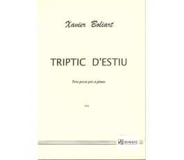 BOLIART TRIPTIC D'ESTIU   3...