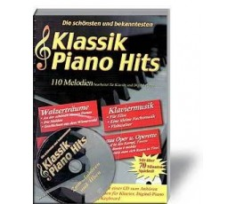KLASSIK PIANO HITS 110...