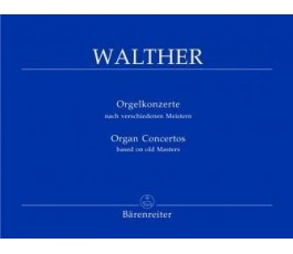 WALTHER ORGELCHORÄLE