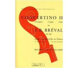 BREVAL CONCERTINO II   C...