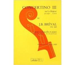 BREVAL CONCERTINBO III   LA...