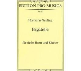 NEULING H. BAGATELLE