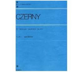 CZERNY C. 40 EJERC DIARIOS...