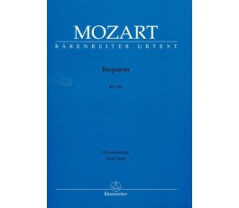 MOZART REQUIEM KV 626 CELLO...